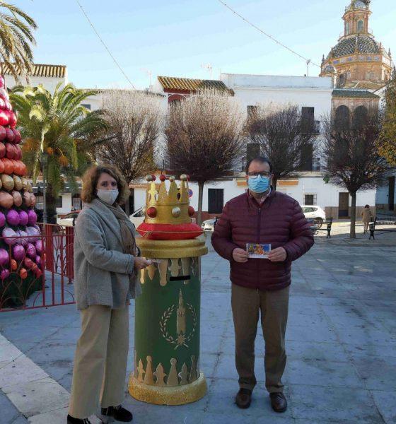 AionSur buzones-reales-en-carmona-560x600 Carmona se llena de buzones para que los niños manden sus cartas a los Reyes Magos Carmona