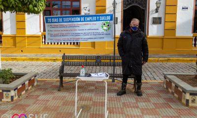 """AionSur c936d582-ef65-4304-937c-cc426936c781-min-400x240 El Ayuntamiento de Arahal niega que expedientase al exjefe de Policía por """"repartir mascarillas y animar a la población"""" Arahal destacado"""