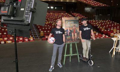 AionSur compadres-teatro-400x240 'Los compadres' vuelven al teatro en el Cartuja Center con 'Cosas de niños' Cultura