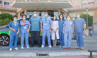 AionSur coordinacion-taplantes3-S-min-400x240 El Virgen del Rocío participa en dos trasplantes renales cruzados de donante vivo en plena segunda ola de la pandemia Hospitales