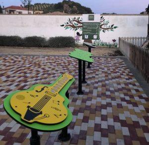 AionSur: Noticias de Sevilla, sus Comarcas y Andalucía coripe-parque-2-300x292 Espacios públicos de Coripe les dan a los niños música y personajes de animación Coripe