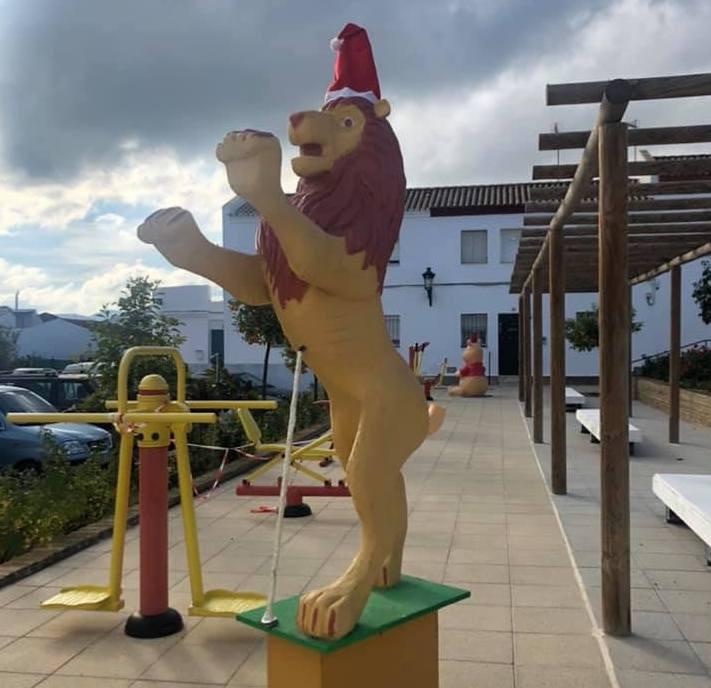AionSur: Noticias de Sevilla, sus Comarcas y Andalucía coripe-parques-1 Espacios públicos de Coripe les dan a los niños música y personajes de animación Coripe