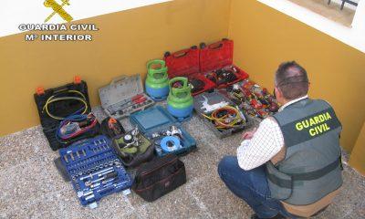 AionSur fotografia-min-400x240 Investigado un vecino de El Viso que robó herramientas en una nave Sucesos