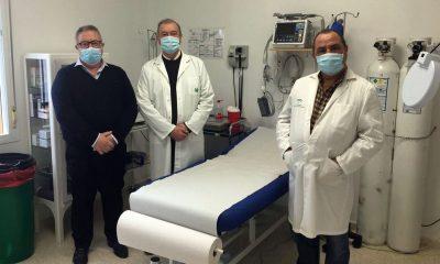 Coripe abre el consultorio reformado más seguro y con calidad asistencial