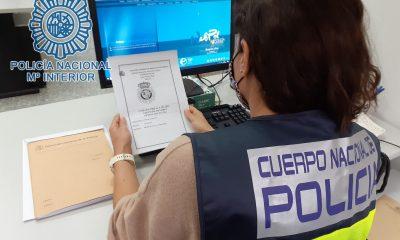 AionSur policia-nacional-400x240 Detenido en Sevilla por abusar de cuatro menores, uno de ellos su hijastra Sucesos