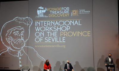 AionSur: Noticias de Sevilla, sus Comarcas y Andalucía prodetur-Workshop-internacional-400x240 Sevilla busca visitantes en 14 países para aumentar los turistas de la provincia Prodetur destacado