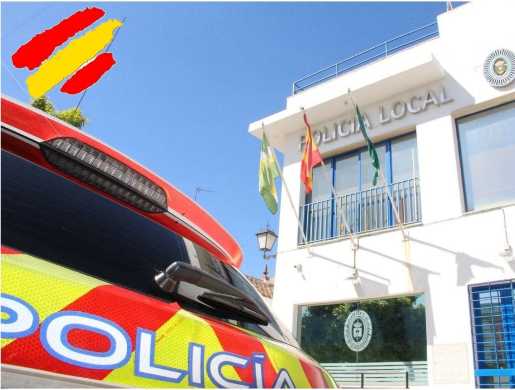 Siete jóvenes sancionados en le desalojo de una fiesta ilegal en Bormujos