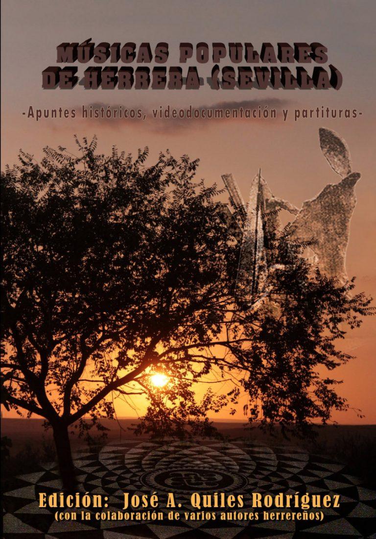 """AionSur: Noticias de Sevilla, sus Comarcas y Andalucía 131629793_10225226552720406_7221517458088282548_o-min """"Músicas populares de Herrera"""", un libro que reúne canciones de 170 años de antigüedad Herrera"""