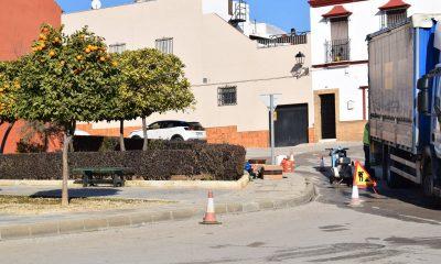 AionSur 138390231_2774300419453244_8502713154515181898_o-min-400x240 Casi 24.000 euros para renovar la red de saneamiento de una calle de La Puebla La Puebla de Cazalla
