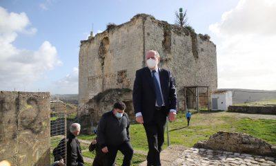 AionSur 140801256_3576141042463926_767279362378655776_o-min-400x240 La mejora del castillo de Morón, uno de los proyectos incluidos en el Plan Contigo Morón de la Frontera