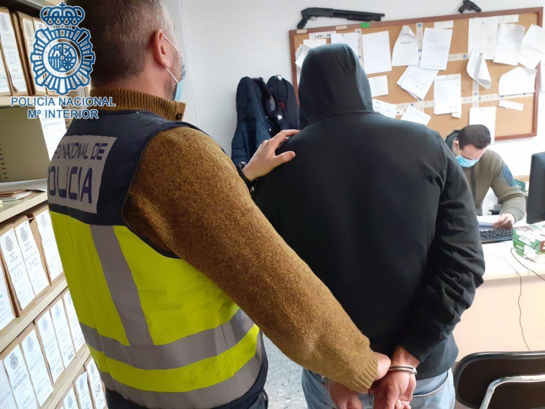 AionSur ATRACO-min Detenido el atracador que fue desarmado por un camarero al intentar robar en un salón de juegos Sucesos