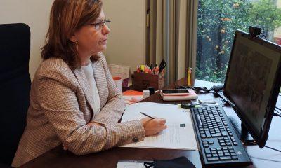 AionSur: Noticias de Sevilla, sus Comarcas y Andalucía Carmen-Santa-Maria-despacho-400x240 Cs aplaude la medida que hace que las ELA andaluzas tengan ahora ayudas directas Política ELA Cs Ciudadanos