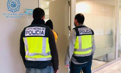 AionSur DETENCION-min-400x240 Seis menores detenidos por distintos robos con intimidación y daños en la sede de Emergencias 112 Sucesos
