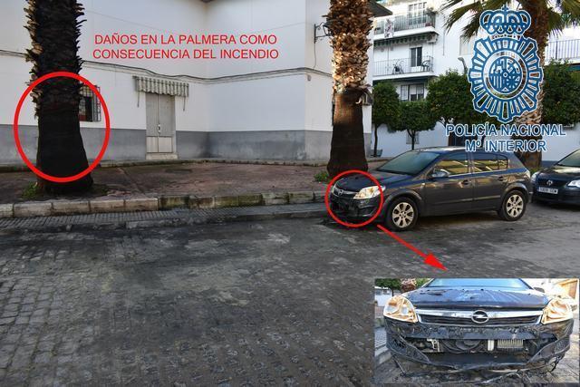 AionSur Ecija-1-min Detenido el presunto autor de la quema de contenedores en Écija Ecija