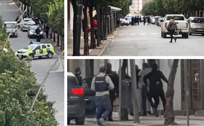 AionSur: Noticias de Sevilla, sus Comarcas y Andalucía Ecija-policia Dos detenidos y un policía nacional herido en una persecución en Écija Sucesos