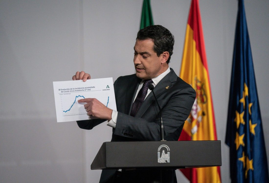 AionSur: Noticias de Sevilla, sus Comarcas y Andalucía Juanma-Moreno Andalucía cierra sus provincias y prohíbe reuniones de más de cuatro personas Coronavirus destacado