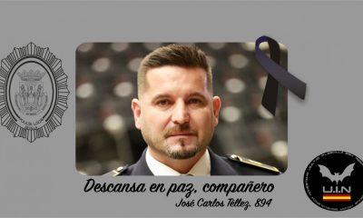AionSur Policia-fallecido-400x240 Luto en la Policía Local de Sevilla por la muerte del agente José Carlos Téllez Sociedad