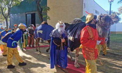 AionSur Reyes-Magos-Bormujos-400x240 Los Reyes Magos acampan en Bormujos para recibir a los niños durante tres días Bormujos
