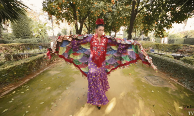 AionSur SMVaGSOA-min-400x240 Tres firmas capitaneadas por mujeres desfilan en la segunda jornada de We Love Flamenco Flamenco
