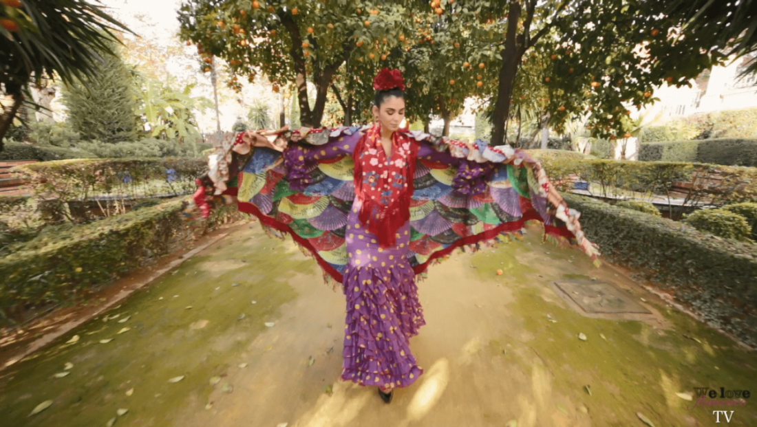 AionSur: Noticias de Sevilla, sus Comarcas y Andalucía SMVaGSOA-min Tres firmas capitaneadas por mujeres desfilan en la segunda jornada de We Love Flamenco Flamenco