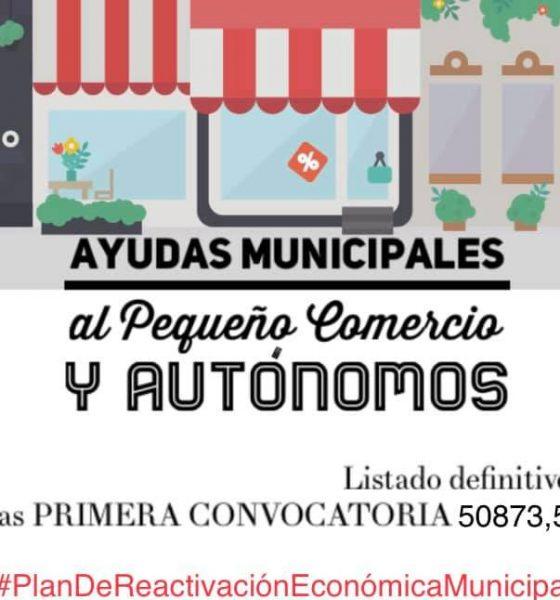 Más de 60 empresarios de Guillena reciben ayudas por el cierre durante el estado de alarma