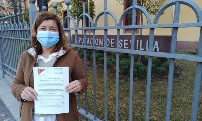 AionSur carmen-santamaria-ciudadanos-400x240 Ciudadanos pide en la Diputación de Sevilla que se reduzca el impacto eléctrico en la ola de frío Diputación