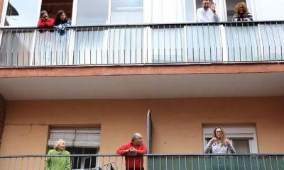 AionSur covid-balcones-400x240 ¿Estamos preparados para que nos encierren en casa de nuevo? Coronavirus destacado