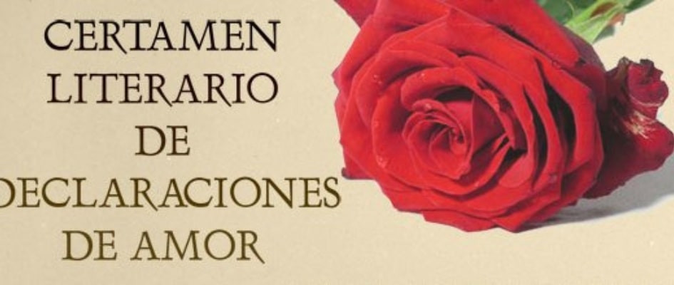 Paradas convoca la XXV edición del Certamen Literario de Declaraciones de Amor