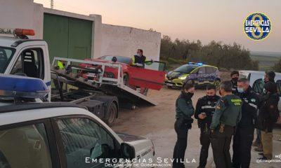 AionSur detenido-paradas-400x240 El detenido en Paradas acumula 25 detenciones por violencia de género o tentativa de homicidio Sucesos destacado