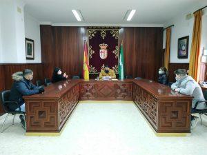 AionSur: Noticias de Sevilla, sus Comarcas y Andalucía el-rubio-ayuntamiento-300x225 La futura escuela infantil Pablo Picasso de El Rubio, más cerca Sierra Sur