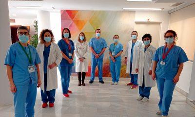 AionSur equipo-coordinacion-25-01-21-min-400x240 El Virgen del Rocío, hospital con más trasplantes de órganos en Andalucía Hospitales