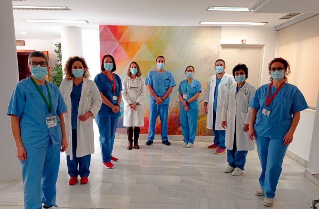AionSur: Noticias de Sevilla, sus Comarcas y Andalucía equipo-coordinacion-25-01-21-min El Virgen del Rocío, hospital con más trasplantes de órganos en Andalucía Hospitales