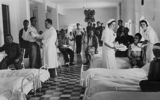 AionSur hospital-caridad-560x349 Primeros pasos para convertir el antiguo Hospital de la Caridad de Arahal en centro de mayores Arahal destacado
