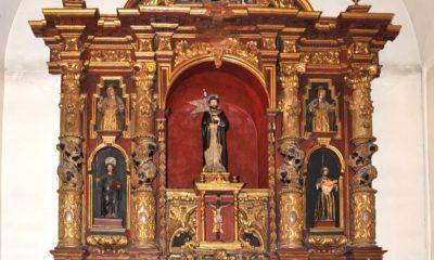 AionSur iglesia-lepe-400x240 Un equipo de expertos restaurará el retablo mayor de la iglesia de Santo Domingo en Lepe Cultura