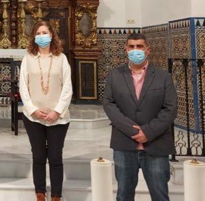 AionSur: Noticias de Sevilla, sus Comarcas y Andalucía iglesia-restauracion-1-300x294 Un equipo de expertos restaurará el retablo mayor de la iglesia de Santo Domingo en Lepe Cultura