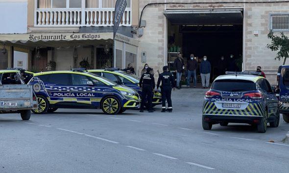 AionSur unnamed-min-1-590x354 Una persecución policial a 180 kilómetros por hora que pudo terminar en tragedia Paradas destacado