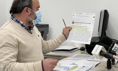 """AionSur unnamed-min-400x240 PP de Arahal denuncia la pérdida de una subvención de más de 200.000 euros """"por no presentar la documentación"""" Arahal destacado"""