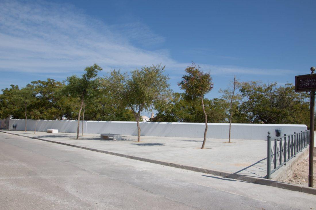 AionSur: Noticias de Sevilla, sus Comarcas y Andalucía 153086558_2803083746574911_8700969583675220953_o-min-scaled PFEA en La Puebla de Cazalla: arreglo de calles, vallados y mobiliario público La Puebla de Cazalla