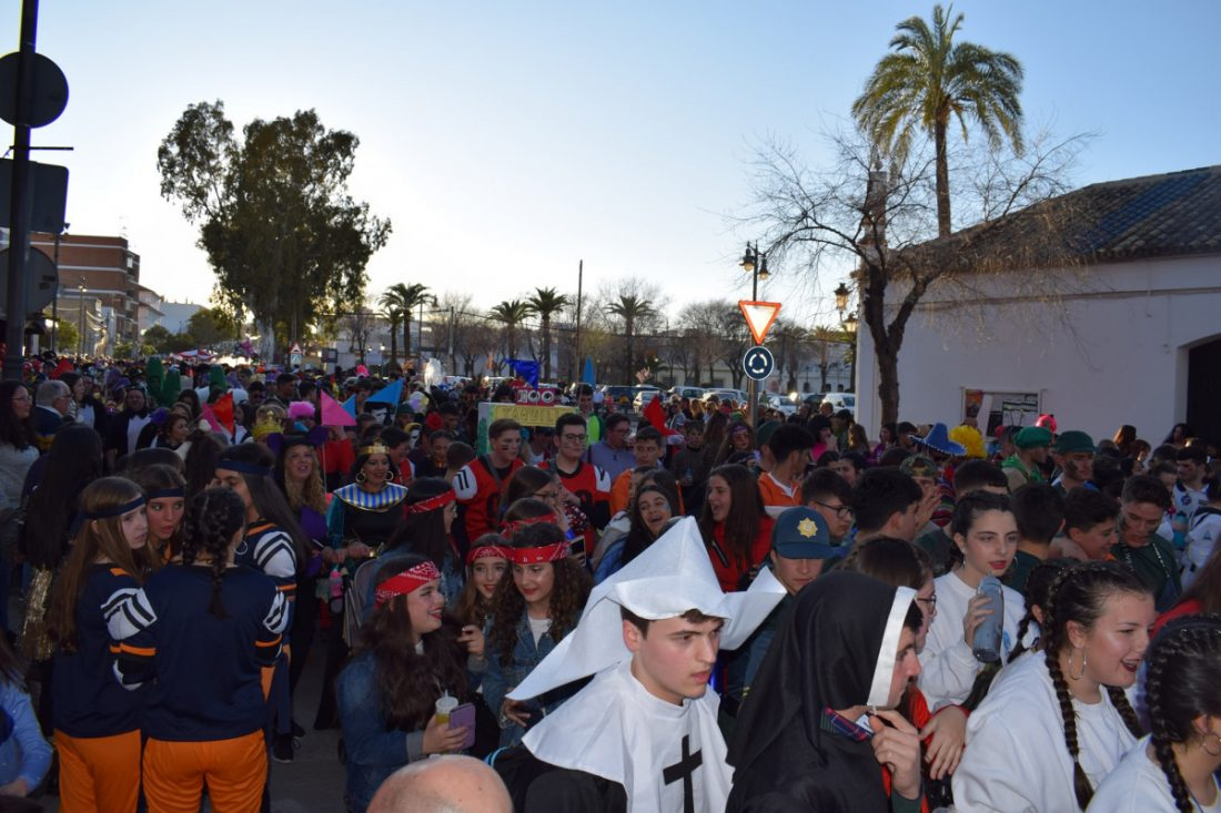 AionSur: Noticias de Sevilla, sus Comarcas y Andalucía 88360908_2519072308309391_3805020439307091968_o-min Convocado el concurso de carteles de Carnaval 2021 de La Puebla de Cazalla La Puebla de Cazalla