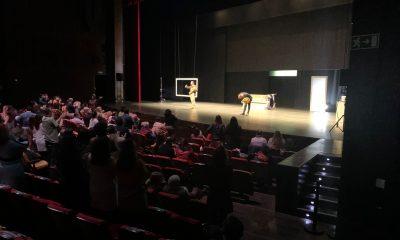 AionSur: Noticias de Sevilla, sus Comarcas y Andalucía Compadres-teatro-400x240 Teatro para los mayores de Sevilla para celebrar que están vacunados Sociedad
