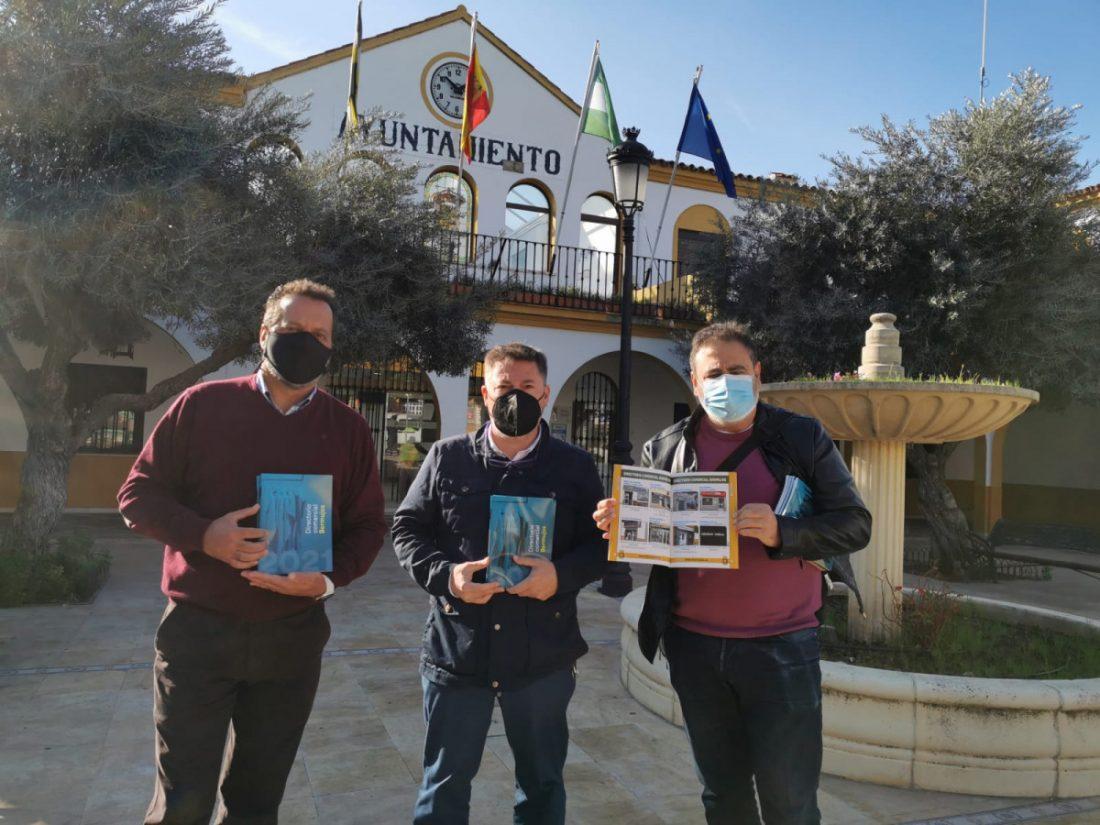 AionSur: Noticias de Sevilla, sus Comarcas y Andalucía DIRECTORIO-DE-EMPRESAS-min Bormujos reparte 12.000 guías con directorio de empresas para fomentar el comercio local Bormujos