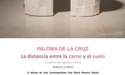 AionSur: Noticias de Sevilla, sus Comarcas y Andalucía INVITACION-LA-DISTANCIA-ENTRE-LA-CARNE-Y-EL-SUELO-min-400x240 El último proyecto expositivo de Paloma de la Cruz se inaugura mañana en La Puebla de Cazalla Cultura