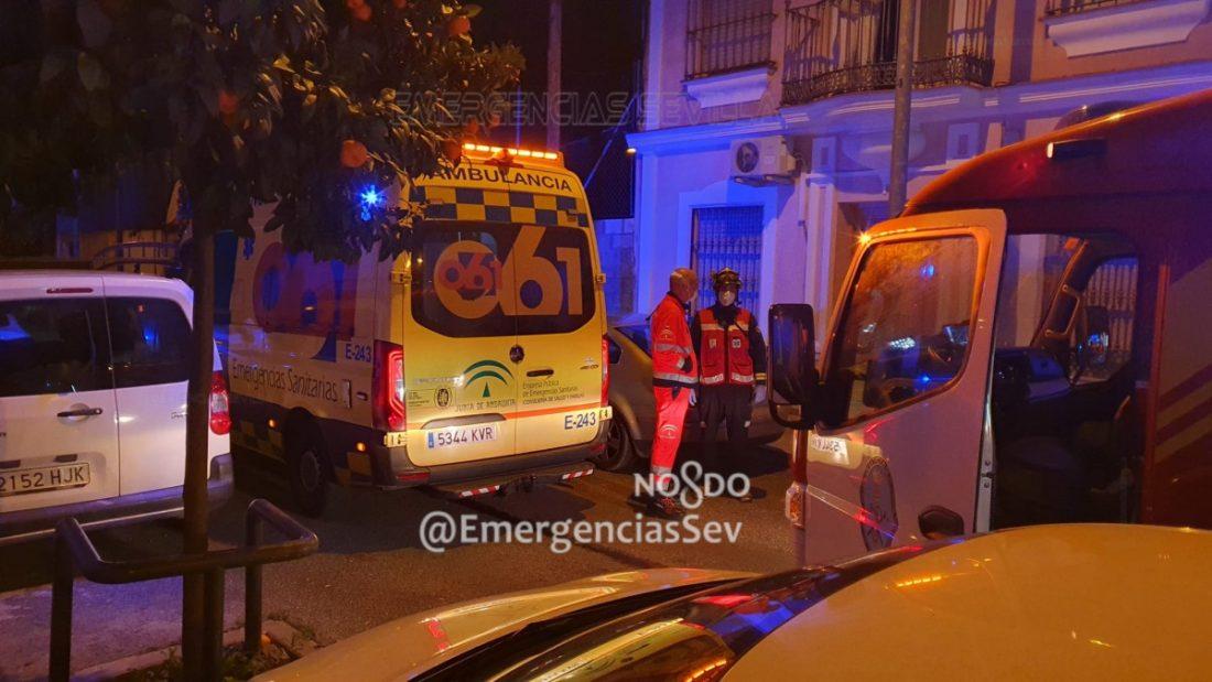 AionSur: Noticias de Sevilla, sus Comarcas y Andalucía Incendio-Sevilla Un bebé de pocos meses, herido en un incendio en Sevilla Sucesos