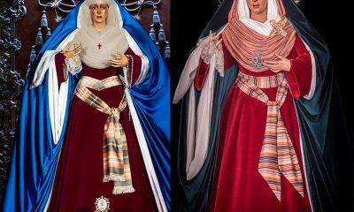 AionSur: Noticias de Sevilla, sus Comarcas y Andalucía esperanza-macarena-400x240 Las dos esperanzas vestidas de hebreas atraen las miradas de los fieles Semana Santa