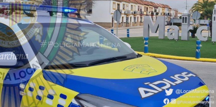 AionSur: Noticias de Sevilla, sus Comarcas y Andalucía policia-marchena-1 Denunciados 20 jóvenes en un botellón multitudinario en Marchena Coronavirus
