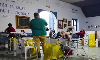 AionSur: Noticias de Sevilla, sus Comarcas y Andalucía sangre-donaciones-400x240 Puntos de donación de sangre en la provincia de Sevilla esta semana Salud