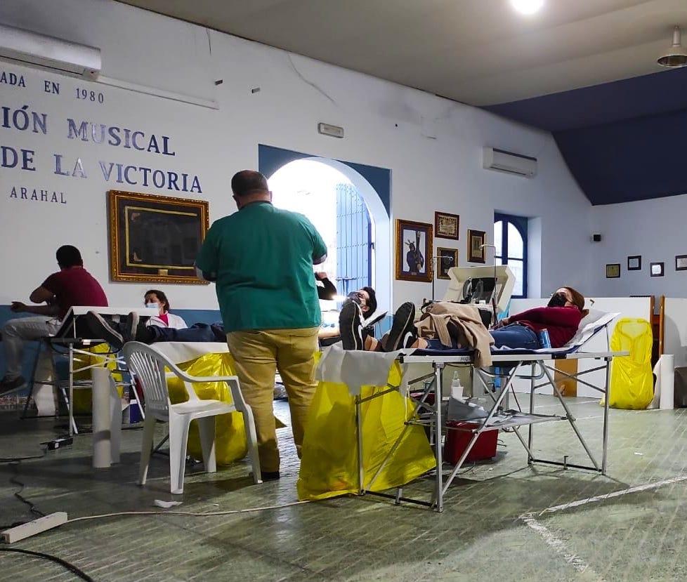 AionSur: Noticias de Sevilla, sus Comarcas y Andalucía sangre-donaciones Puntos de donación de sangre en la provincia de Sevilla esta semana Salud