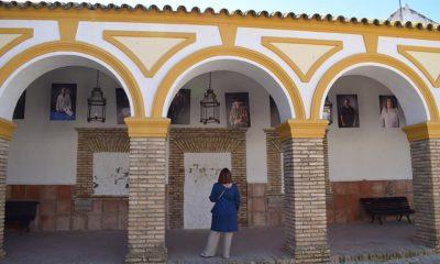 """AionSur: Noticias de Sevilla, sus Comarcas y Andalucía 162661242_2820550841494868_2931371724656389590_n-min-400x240 La Plaza de Andalucía de La Puebla de Cazalla se convierte en un """"fotogrito"""" contra la violencia de género La Puebla de Cazalla"""
