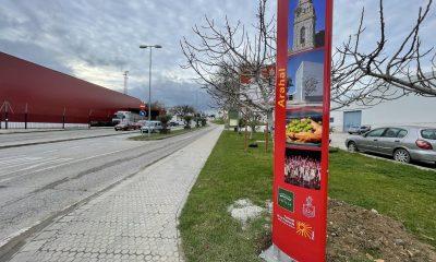 AionSur: Noticias de Sevilla, sus Comarcas y Andalucía 375e262a-348c-4048-b5cd-1b70992cb306-min-400x240 Arahal estrena nueva Señalización Turística instaladas en las entradas de la localidad Arahal