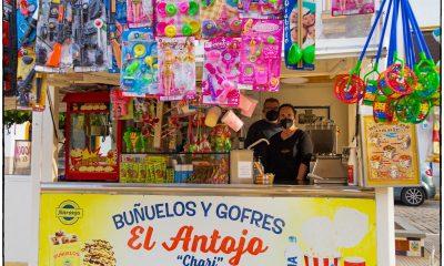 """AionSur: Noticias de Sevilla, sus Comarcas y Andalucía 43d662ee-c405-486e-a2f4-a96c8edc2bc8-min-400x240 Buñuelos y manzanas de caramelo para """"sobrevivir"""" a la covid hasta el 2022 Arahal destacado"""